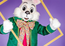 Easter Bunny 2017